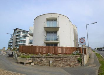 Thumbnail 3 bed flat for sale in Bolowthas Court, Bonython Road, Newquay, Cornwall