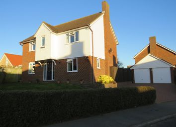 Thumbnail 4 bed detached house for sale in Bixley Drive, Rushmere St. Andrew, Ipswich
