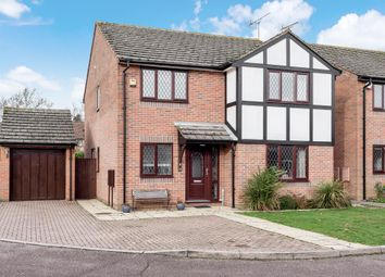 Thumbnail 4 bed detached house for sale in Leverstock Green, Hertfordshire