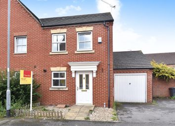 Thumbnail 2 bed semi-detached house to rent in Gilbert Way, Langley