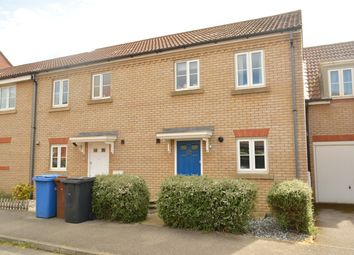 Thumbnail 3 bed terraced house for sale in Bruff Road, Ipswich