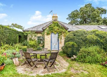 Thumbnail 3 bedroom cottage for sale in Ferry Road, Oxborough, King's Lynn
