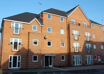 Thumbnail 2 bed flat to rent in Pipers Way, Shobnall Street, Burton Upon Trent, Staffordshire