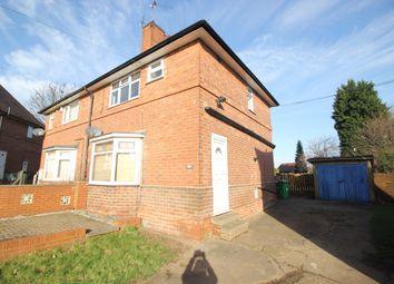 Thumbnail 3 bedroom semi-detached house to rent in Ryton Square, Nottingham