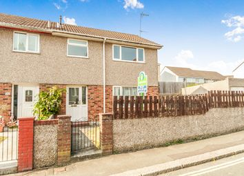 Thumbnail 2 bed semi-detached house to rent in Desborough Road, Plymouth