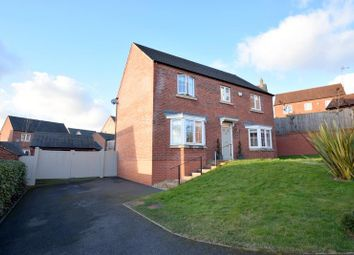 Thumbnail 4 bed property for sale in Sharter Drive, Loughborough