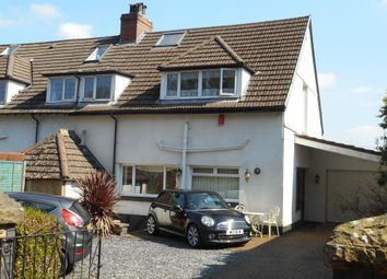 Thumbnail 3 bed semi-detached house for sale in Maindy Croft, Pentre