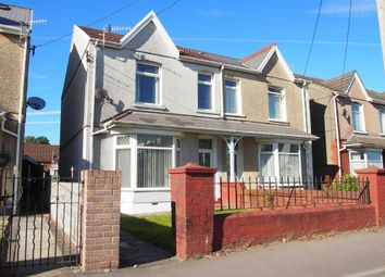Thumbnail 3 bed semi-detached house for sale in Alexandra Road, Swansea