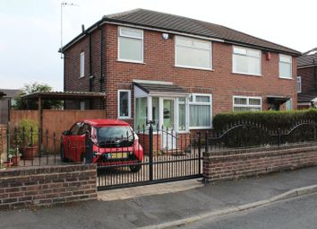 Thumbnail 3 bed semi-detached house for sale in Margaret Avenue, Newbold, Rochdale