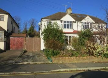 Thumbnail 3 bed semi-detached house for sale in Vinson Close, Orpington