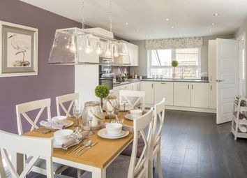 """Thumbnail 4 bed detached house for sale in """"Thornton"""" at Butt Lane, Thornbury, Bristol"""