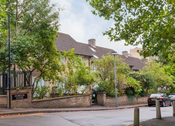 Thumbnail 4 bed end terrace house to rent in Dobson Close, Swiss Cottage