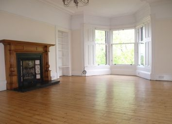 Thumbnail 3 bed flat to rent in Kelvinside Gardens, Glasgow