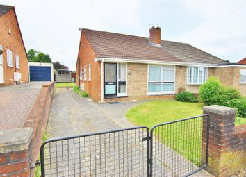 Thumbnail 2 bed semi-detached bungalow for sale in Cornish Road, Stockwood, Bristol