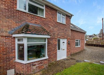 Thumbnail 4 bed semi-detached house for sale in Common Road, Wincanton