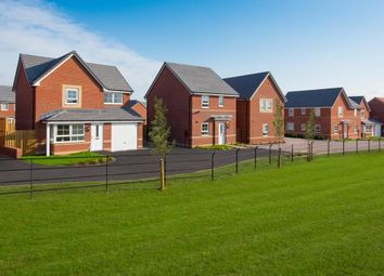 """Thumbnail 4 bed detached house for sale in """"Chester"""" at Poplar Way, Catcliffe, Rotherham"""