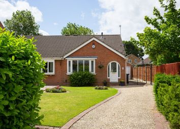 Thumbnail 2 bed bungalow for sale in Chelkar Way, Rawcliffe, York
