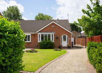 Thumbnail 2 bedroom bungalow for sale in Chelkar Way, Rawcliffe, York