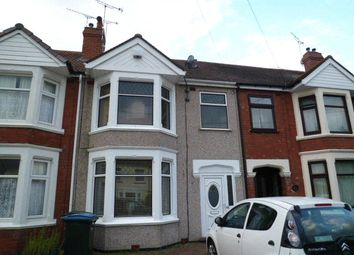 Thumbnail 3 bed property to rent in Welgarth Avenue, Coundon, Coventry, West Midlands