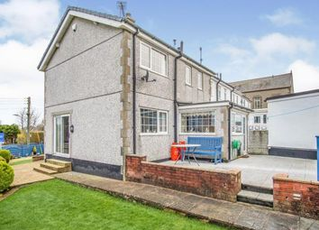 Thumbnail 3 bed end terrace house for sale in Nant Y Felin, Pentraeth, Anglesey, North Wales