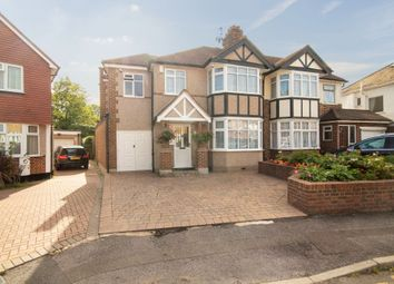 Southbourne Close, Pinner, Middlesex HA5. 4 bed semi-detached house