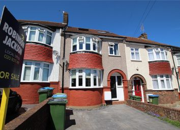 Thumbnail 3 bed terraced house for sale in Thornhill Avenue, Plumstead