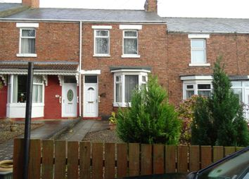 Thumbnail 3 bedroom terraced house for sale in West View, Bishop Auckland, Co Durham