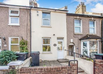 Thumbnail 3 bedroom terraced house to rent in Old Road West, Gravesend