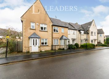 Thumbnail 2 bedroom end terrace house to rent in Gresley Drive, Stamford