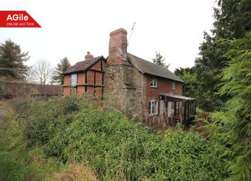Thumbnail 3 bed detached house for sale in Tedstone Wafre, Bromyard, Worcestershire