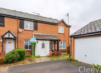 Thumbnail 2 bed terraced house for sale in Churchfields, Bishops Cleeve, Cheltenham