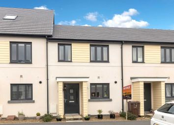 Thumbnail 2 bedroom terraced house for sale in Westleigh Way, Plymstock