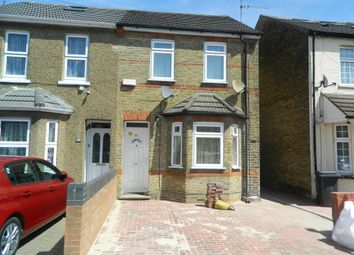 Thumbnail 3 bed semi-detached house to rent in Belgrave Road, Slough, Berkshire