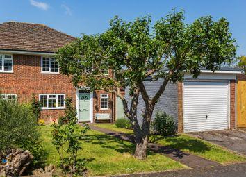 Thumbnail 4 bed semi-detached house for sale in Ladbroke Hurst, Dormansland, Lingfield