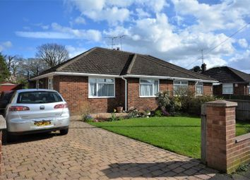 Thumbnail 2 bed semi-detached bungalow for sale in Waverley Drive, Ash Vale