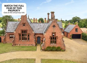 Thumbnail 6 bed detached house for sale in The Street, Ringland, Norwich