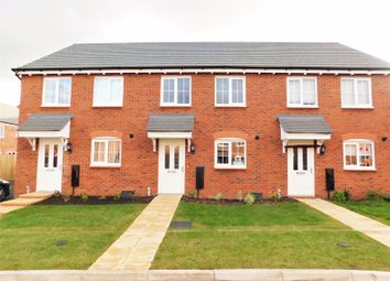 2 bed terraced house for sale in Blacksmith Close, Eccleshall, Stafford ST21