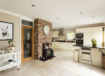 Thumbnail 4 bed detached bungalow for sale in Church Wind, Alne, York
