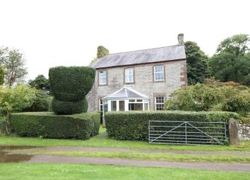 Thumbnail 5 bed detached house for sale in Garth Foot Farm, Castle Carrock, Brampton, Cumbria
