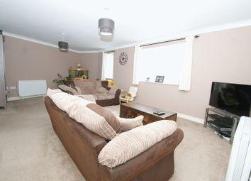 Thumbnail 2 bed flat for sale in Caspian Way, Purfleet