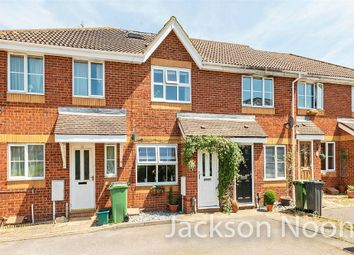 Thumbnail 3 bed terraced house for sale in Pemberley Chase, West Ewell, Epsom