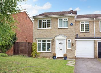 Thumbnail 4 bed semi-detached house for sale in Mayfield Gardens, Hersham
