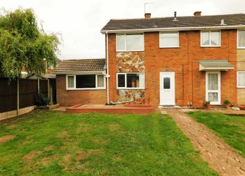 Thumbnail 3 bed semi-detached house for sale in Trevelyans Green, Trinity Fields, Stafford