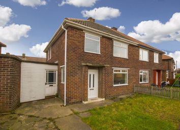 3 bed semi-detached house for sale in Spencer Road, Eston, Middlesbrough TS6