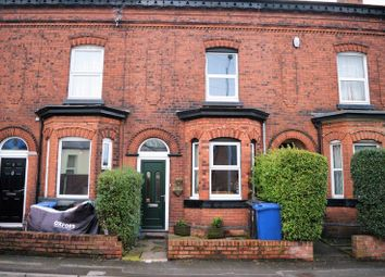 Thumbnail 3 bedroom terraced house for sale in Station Road, Marple, Stockport