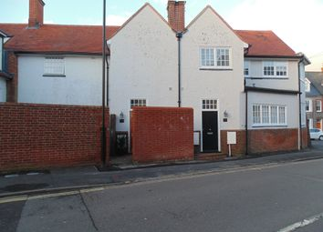Thumbnail 3 bed town house for sale in Western Road, Lewes