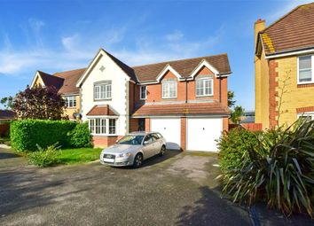 5 bed detached house for sale in Willow Farm Way, Broomfield, Herne Bay, Kent CT6