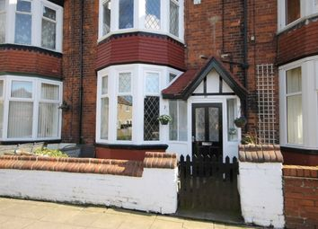 Thumbnail 2 bed flat for sale in 57 West Avenue, Filey