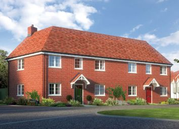 Thumbnail 3 bed detached house for sale in The Audley, Berryfields, Chapel Road, Tiptree, Colchester, Essex