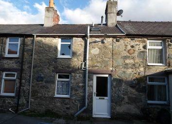 Thumbnail 1 bed terraced house for sale in Carmel Place, Llanllechid, Bangor, Gwynedd